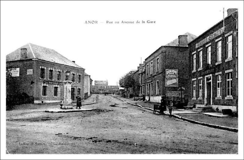ANOR-Rue de la Gare
