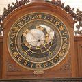 l'horloge de la Cathédrale