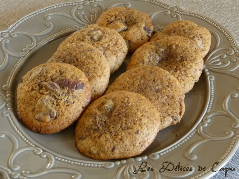 Cookies de Christophe Michalak