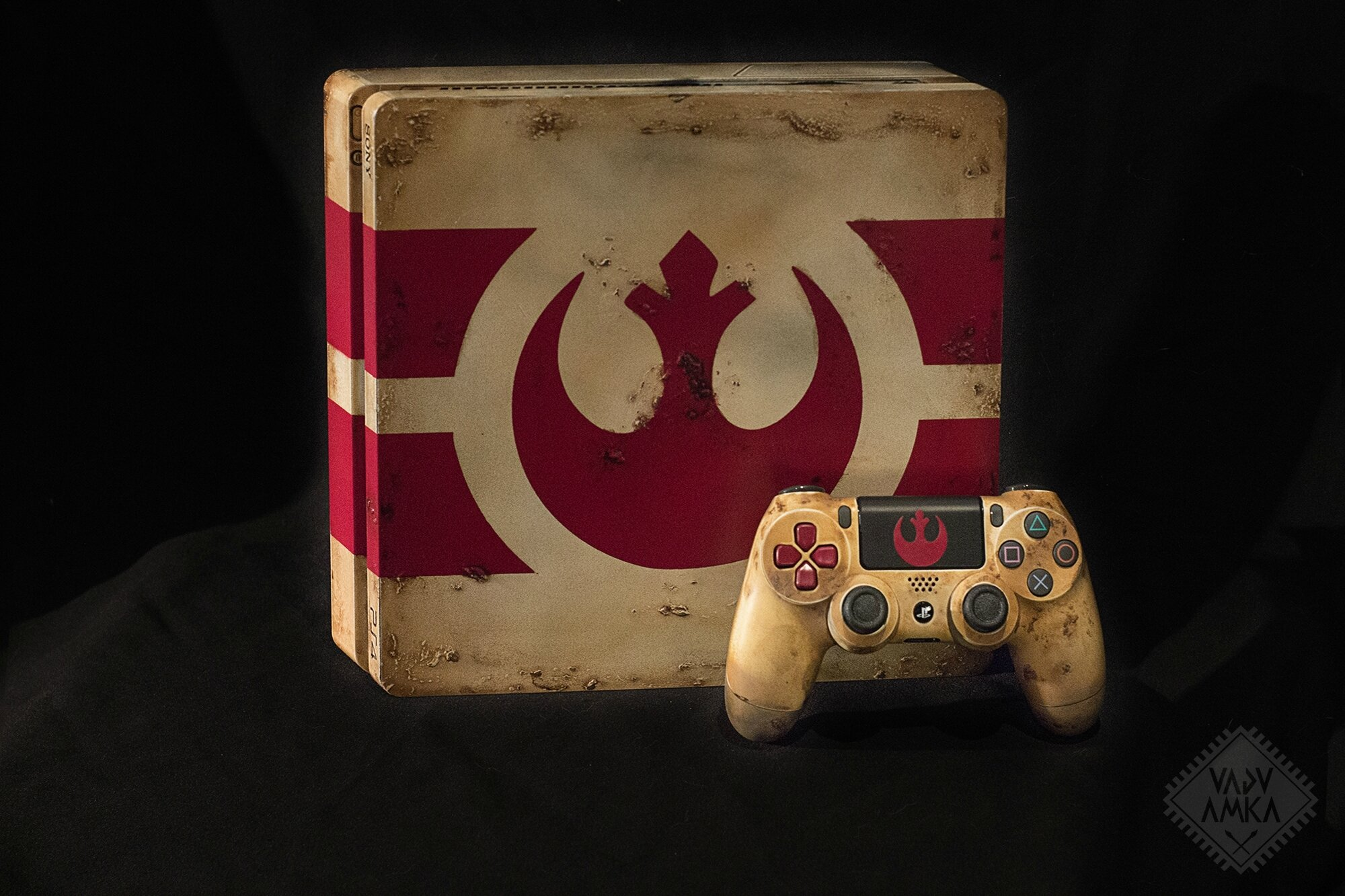 Duo de Playstation 4, Star Wars - Alliance rebelle / Empire