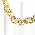 An 18k gold necklace, Angela <b>Cummings</b>