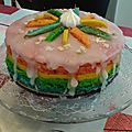 Le gâteau de la belette