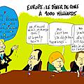 Europe, désaccords de principe (
