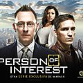[Critique] <b>Person</b> <b>of</b> <b>Interest</b> - Saison 1