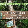 La chapelle du Bois le <b>Comte</b>