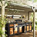 Les cuisines d'été : cuisinez à ciel ouvert !