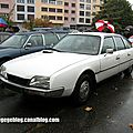 Citroen cx 2500 super (retrorencard octobre 2012)