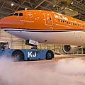 KLM change