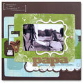 Kit octobre scrapdeco
