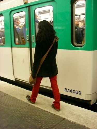 Paris - janvier 2009