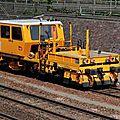 SNCF EMV 90, Bourreuse de ligne, Bordeaux