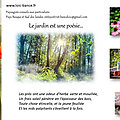 👨🌾 juin en poème. Paysagiste Pays Basque. Paysagiste <b>Landes</b>