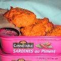 Cookies thon-sardines