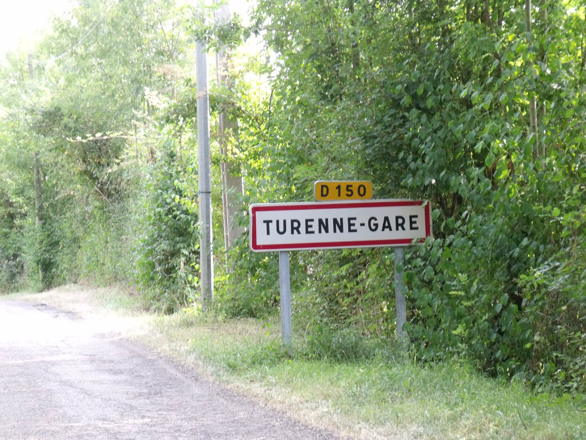 Turenne-Gare (Corrèze - 19)