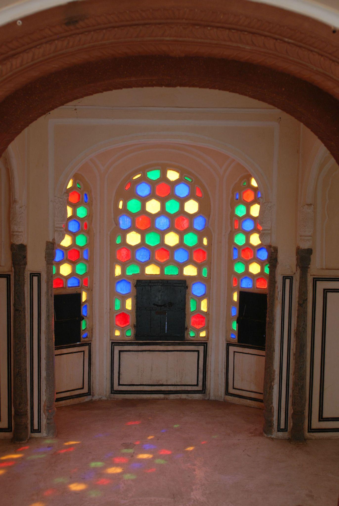 palais des vents, Jaipur
