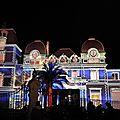 Biarritz, Biarritz en lumières 2016, place Bellevue, Noëls du monde