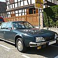 CITROËN CX 2400 GTi Lipsheim (1)