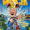 2015-le carnaval 2015 de Nice l'incinération du Roi 03/03/2015