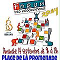 14ème <b>forum</b> des <b>associations</b>