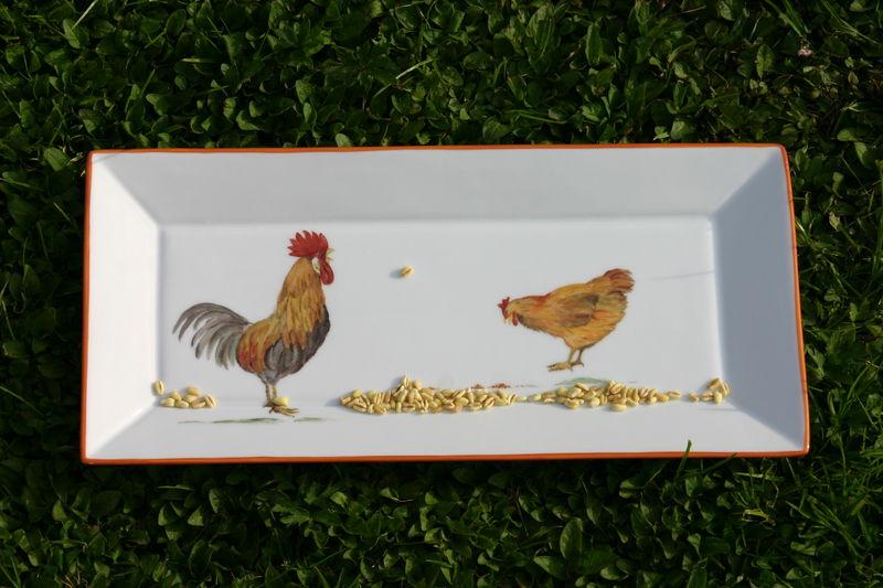 Quelques grains de blé pour la basse-cour