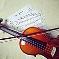 [musique] quand je me prends pour une violoniste