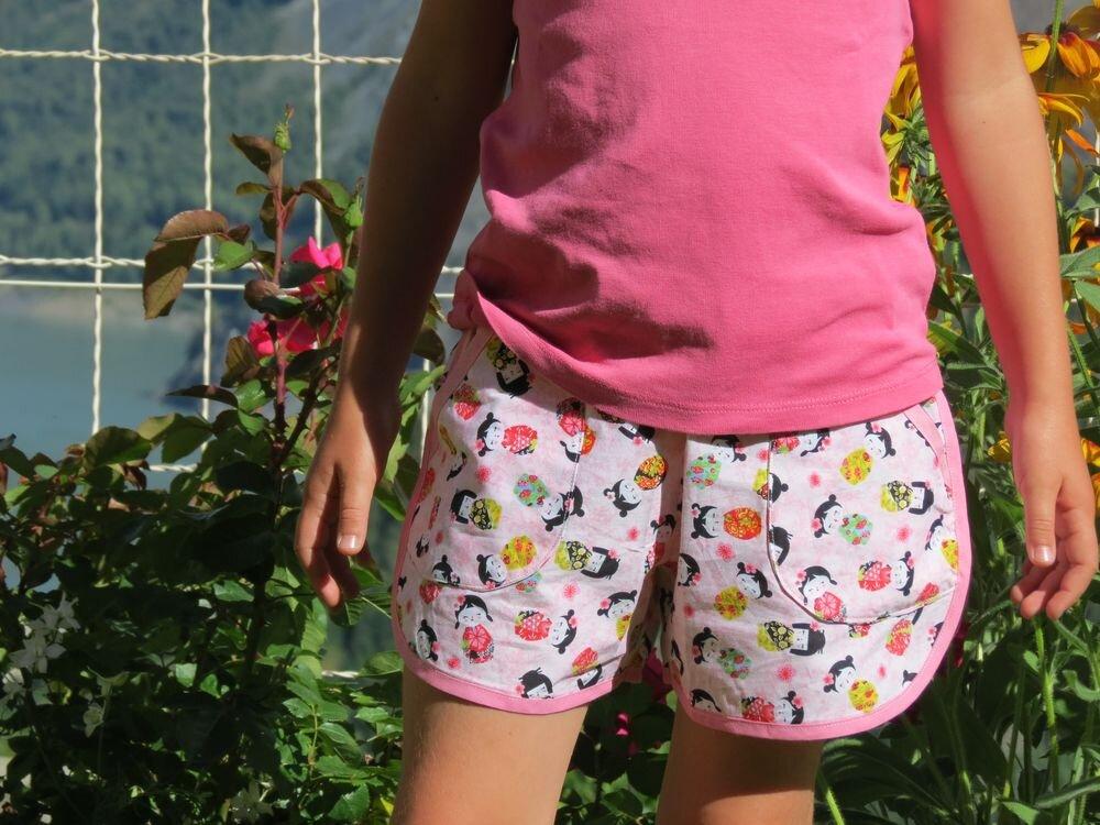 Shorts en série