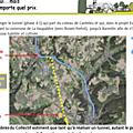 LNPN, La Vaupalière : débouché d'un tunnel sous-fluvial rouennais contesté ?