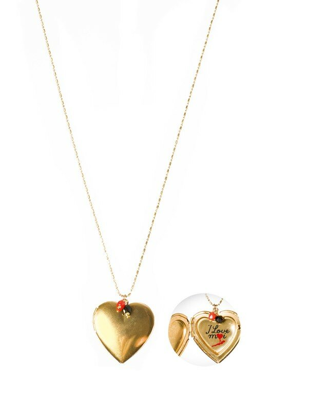 GAMME I LOVE MOI COLLIER