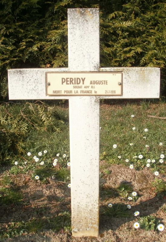 PERIDY Auguste