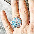 Klimt choco-bleu 10€ vendu