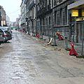 Demain, jeudi 20 décembre, 3° parcours du combattant...des itinéraires des travaux du tram....