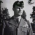 Général james m. gavin 82nd airborne division.