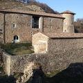 2009 03 15 La maison qui se trouve à côté du château de la Tourette