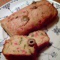 Cake salé du sud aux olives