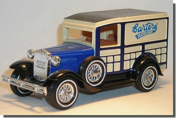 Ford Model A Carteres 1