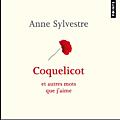 Piste d'écriture: Nommer, avec <b>Anne</b> <b>Sylvestre</b>