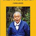Foi et Gyô (行 la pratique). Article de Shigeto Oshida (un maître zen qui a rencontré le Christ) suivi de textes de B. Rérolle