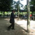lecteurs anonymes - Jardin du Luxembourg