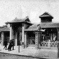 11. Exposition Coloniale Marseille 1906 pavillon du Tonkin.
