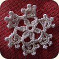 MYpicot snowflakes
