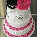 atelier des gourmandises wedding cake celine 3