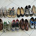 Soldes + chaussures = je suis faible..