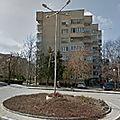 Rond-point à Pleven (<b>Bulgarie</b>)