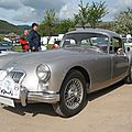 MG MGA 1600 coupé Soultzmatt (1)