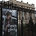 Papier glacé: un siècle de photo de mode au palais galliera, ultra glamour!
