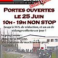 <b>Journée</b> Spéciale <b>Portes</b> <b>Ouvertes</b> Moto Expert !