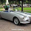 Alfa romeo 1900 CSS cabriolet Zagato de 1956 (3ex)(9ème Classic Gala de Schwetzingen 2011) 01