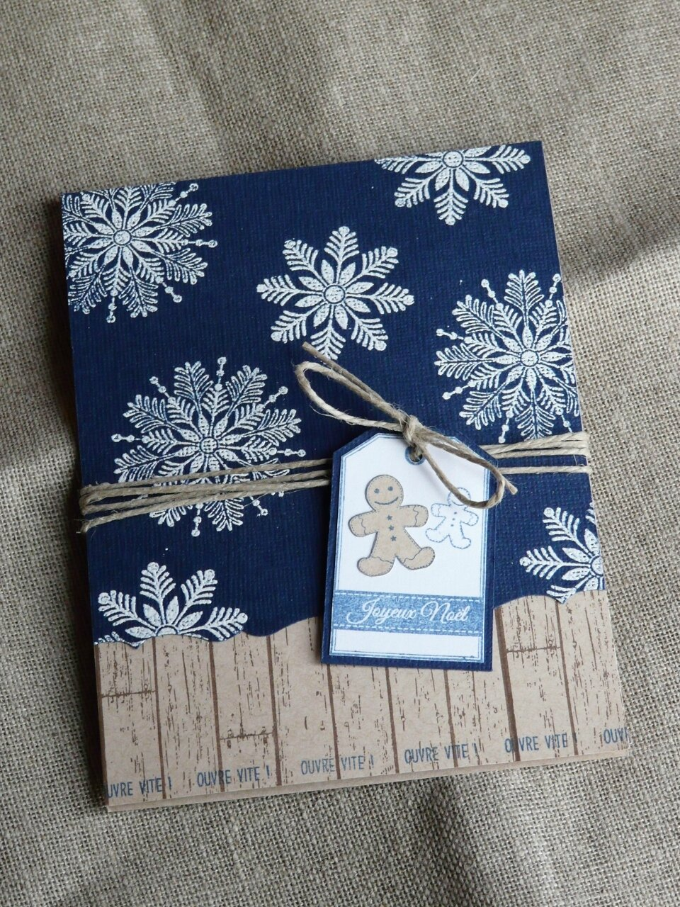 Une carte cadeau !