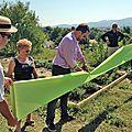 Financement d'un jardin d'herbes au Conservatoire des <b>Restanques</b> (Marseille 13e)