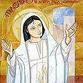 Retraite de consécration à la sainte trinité par marie 23/33
